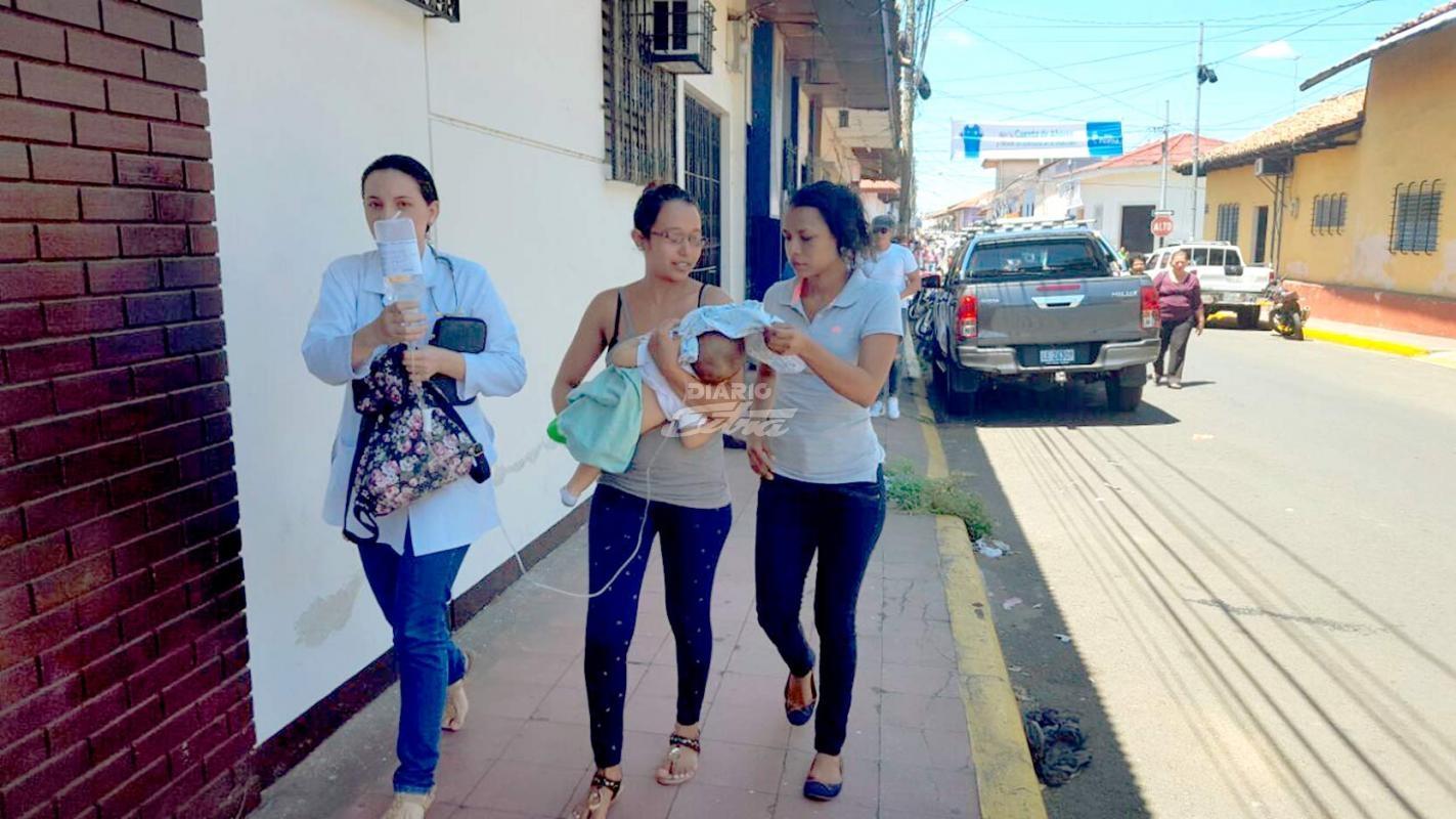 Sismo en Nicaragua deja un muerto y heridos