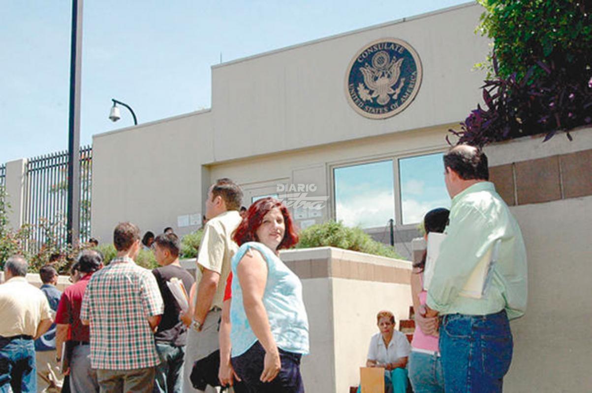 Desde hoy se inscribe para lotería de visas a Estados Unidos