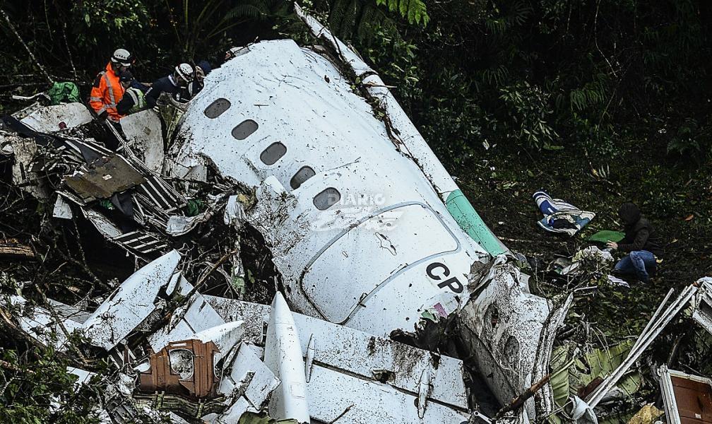 Honduras se solidariza con los afectados por el accidente del Chapecoense