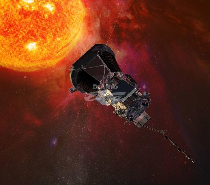 EEUU: NASA lanzará sonda que atravesará la atmósfera del Sol