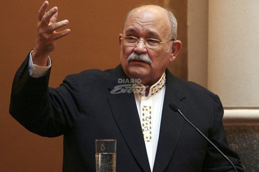 Evo Morales lamenta muerte de excanciller nicaragüense Miguel D'Escoto