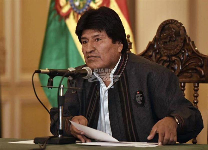 Evo Morales se pronunció en contra de la consulta popular