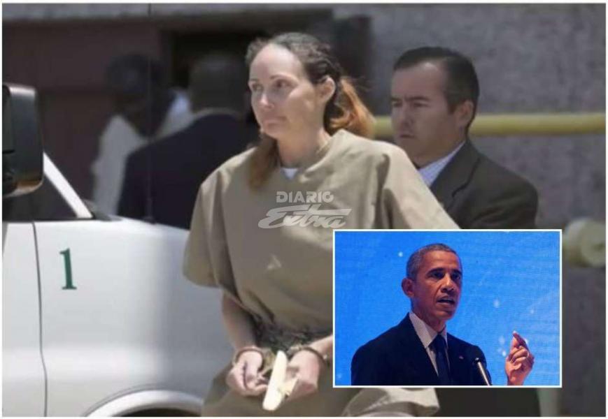 Actriz de The Walking Dead fue condenada a 18 años de cárcel por enviar veneno a Barack Obama por correo