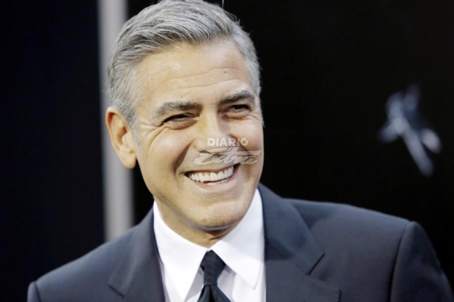 George Clooney denuncia a medio que publicó fotos de sus gemelos