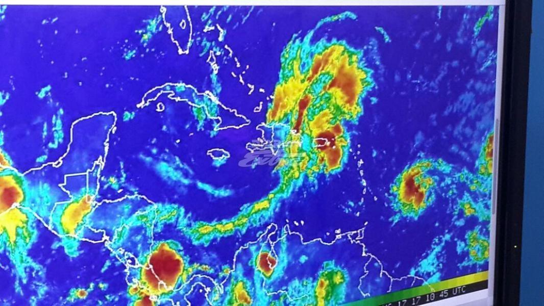 Se esperan lluvias por remanentes de Harvey en Quintana Roo