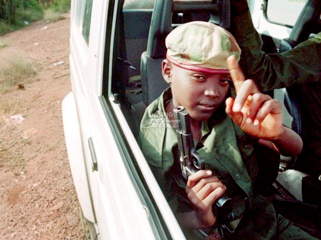 Denuncian el uso de niños como bombas humanas en Nigeria