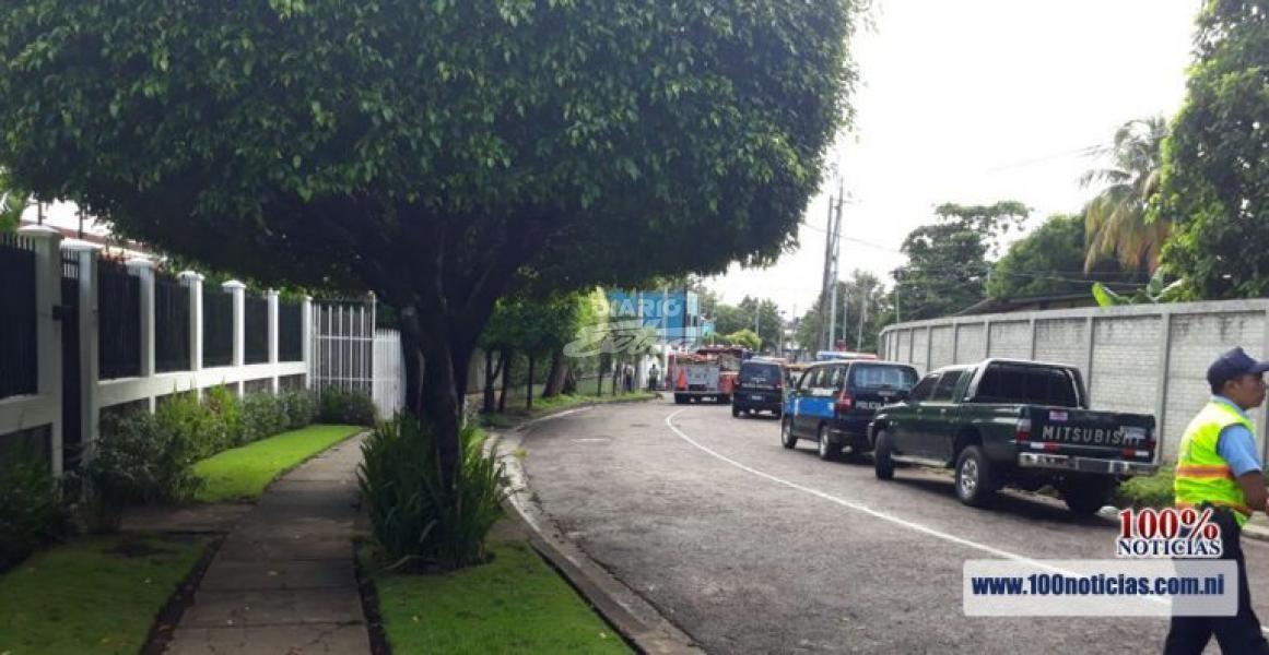 Asesinan a policía que cuidaba casa de expresidenta nicaragüense Chamorro