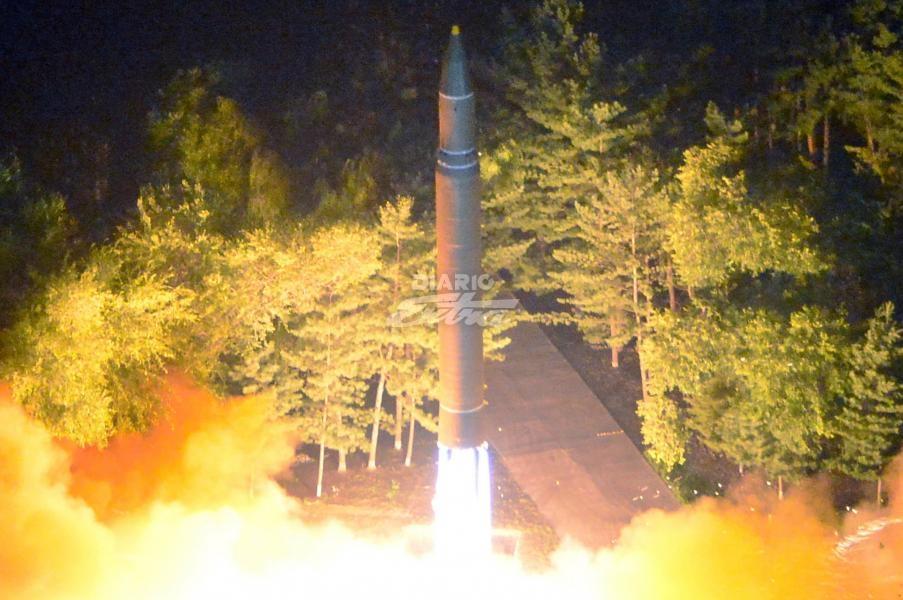 Japón condenó lanzamiento de misil