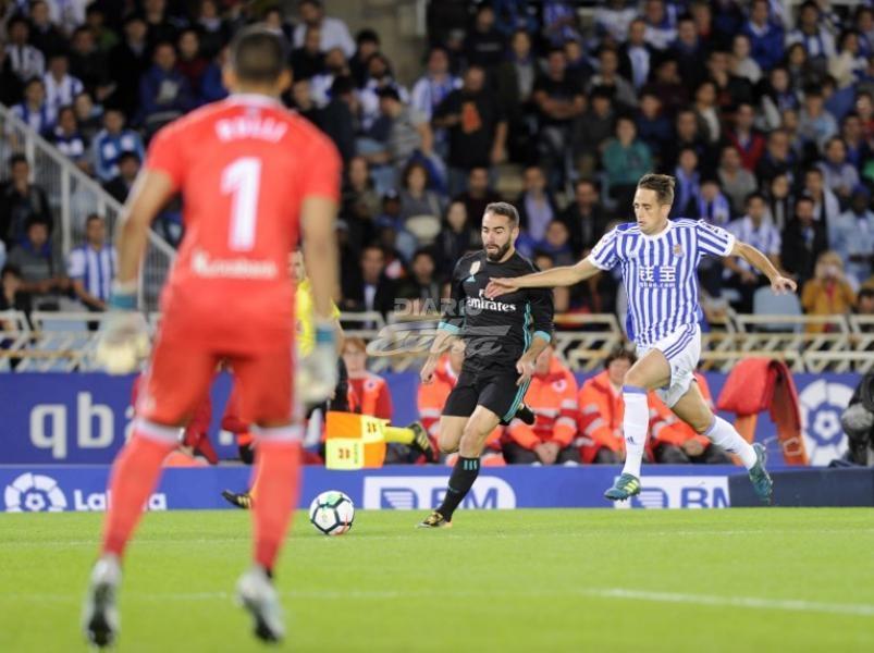 Dani Carvajal renueva con el Real Madrid hasta el 2022