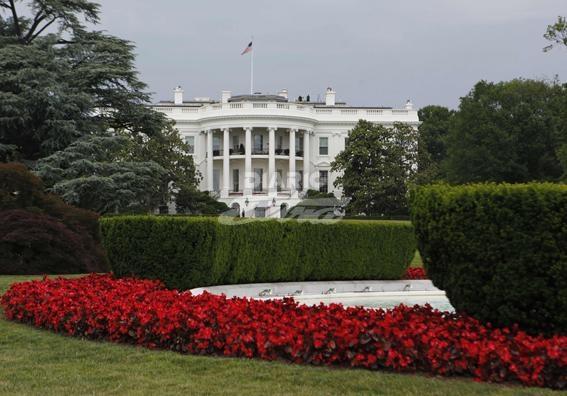Detienen a un sujeto armado cerca de la Casa Blanca