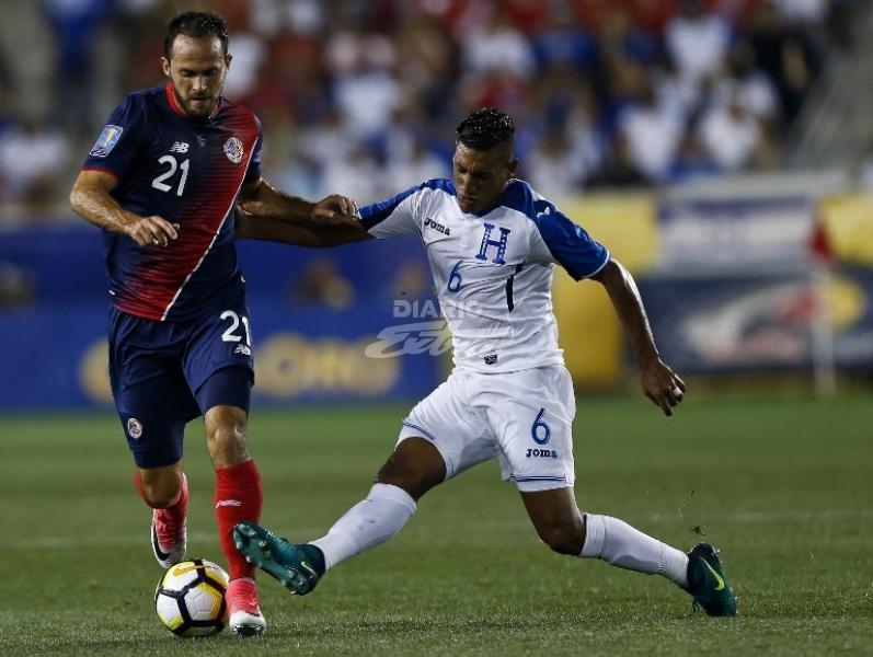 """Costa Rica, con destino a Rusia en el último suspiro (1-1)"""""""