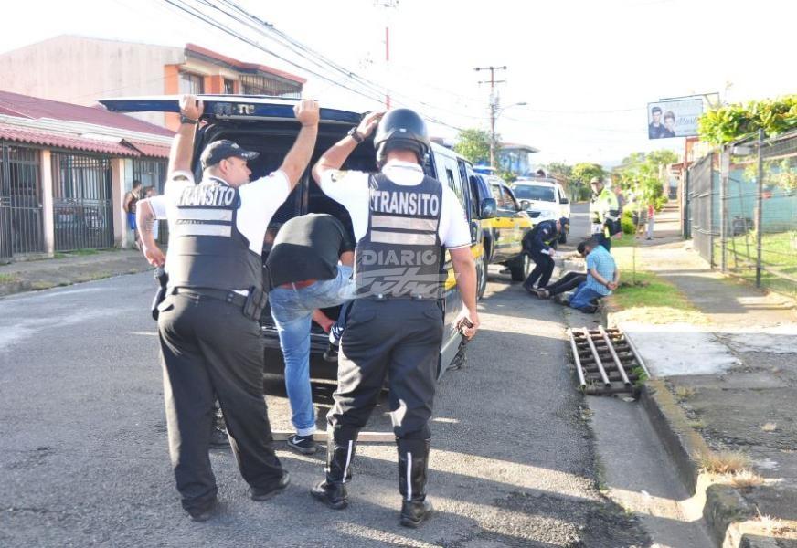 En Costa Rica un hombre ebrio atropelló a maratonista venezolano, David Yáñez