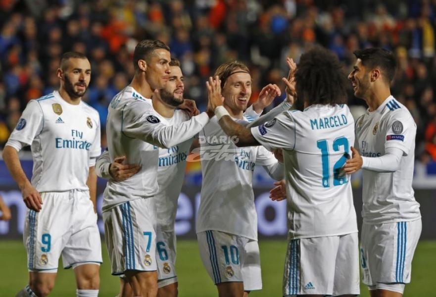 Jugador del Madrid podría estar en problemas por provocar una amarilla