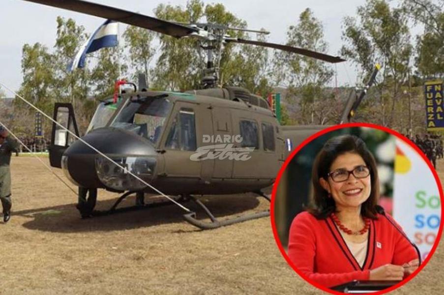 Muere en accidente aéreo Hilda Hernández — Honduras