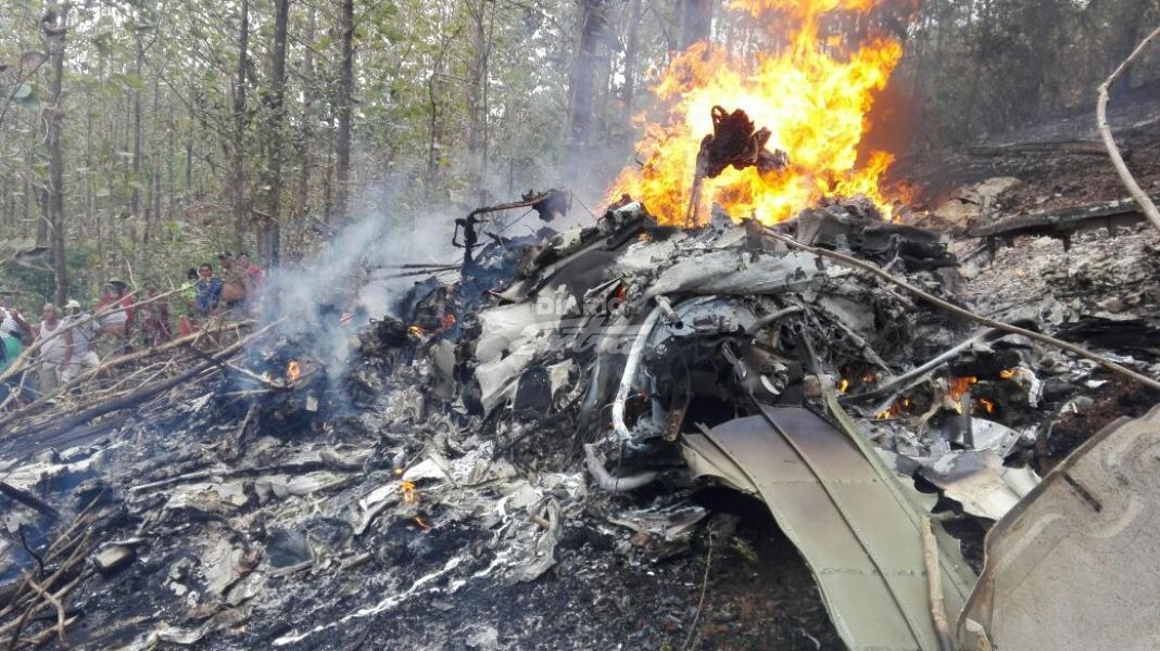Desplome de avión en Costa Rica deja 12 muertos