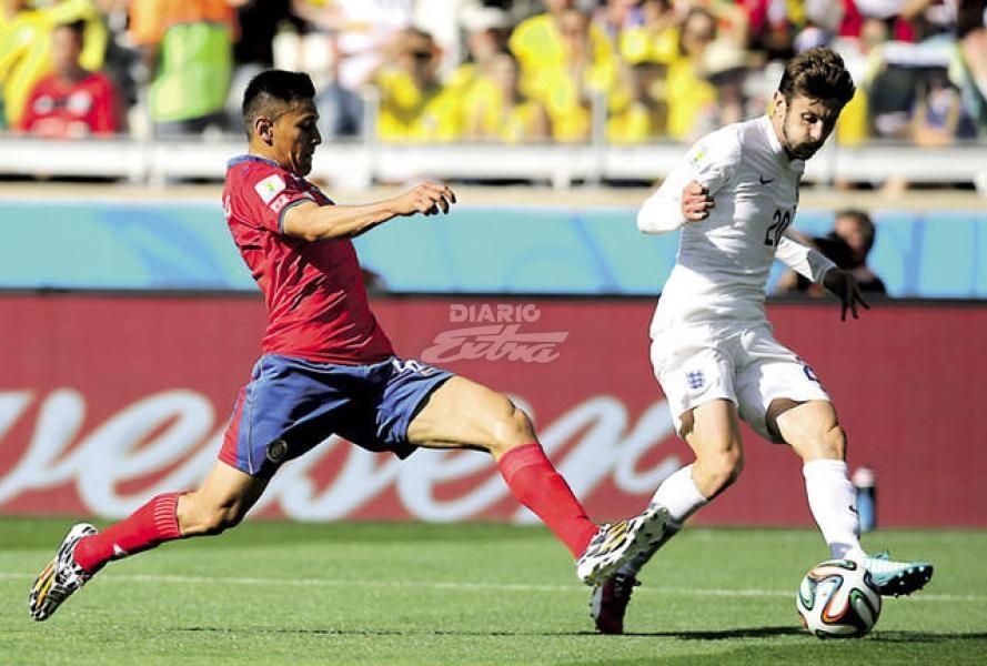 Inglaterra se medirá ante Nigeria y Costa Rica