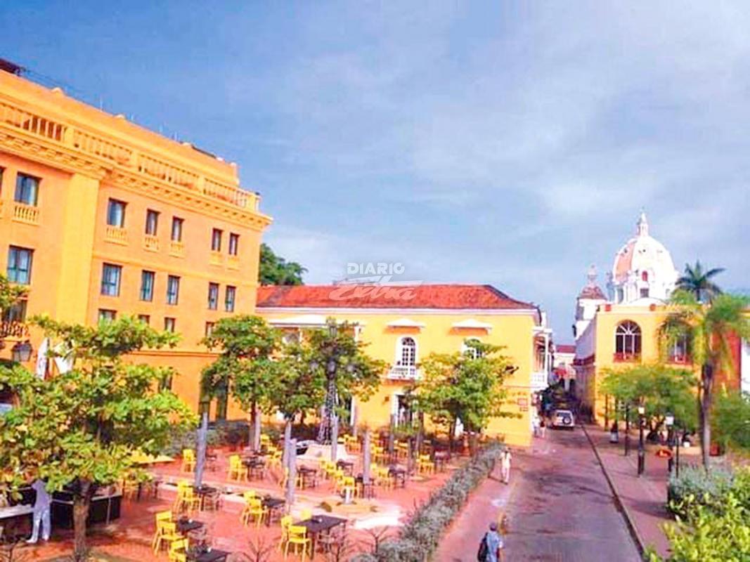 Fiscalía advierte de 16 edificios en riesgo de caerse en Cartagena
