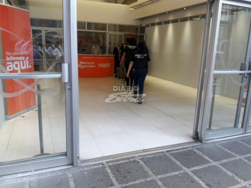 Detenidos gerentes de Sinocem y funcionarios del Banco Popular por Cementazo