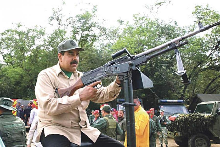 Rivales de Maduro entran en precampaña