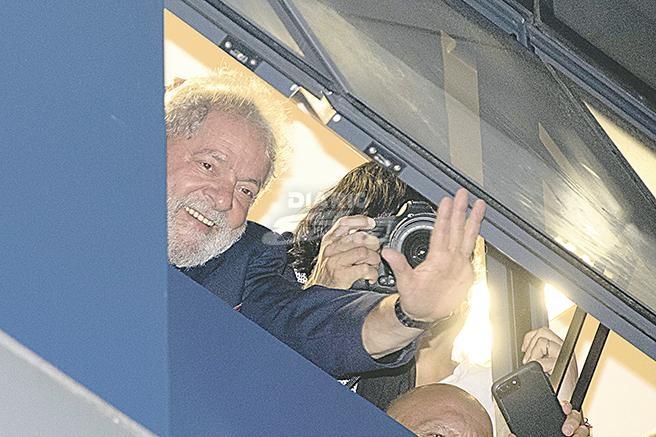El PT dice que Lula da Silva no incumplió orden judicial