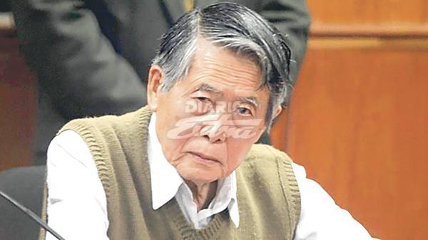 Alberto Fujimori dice que está jubilado de la política