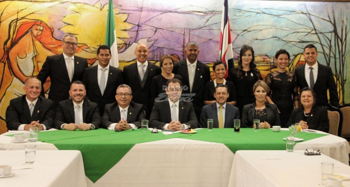 Carolina Hidalgo, la tercera mujer en presidir el Directorio Legislativo