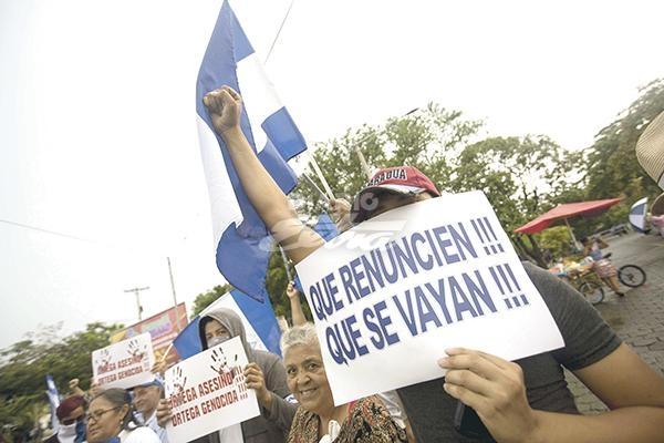 Nicaragua: suspenden diálogo y Gobierno reprime protestas