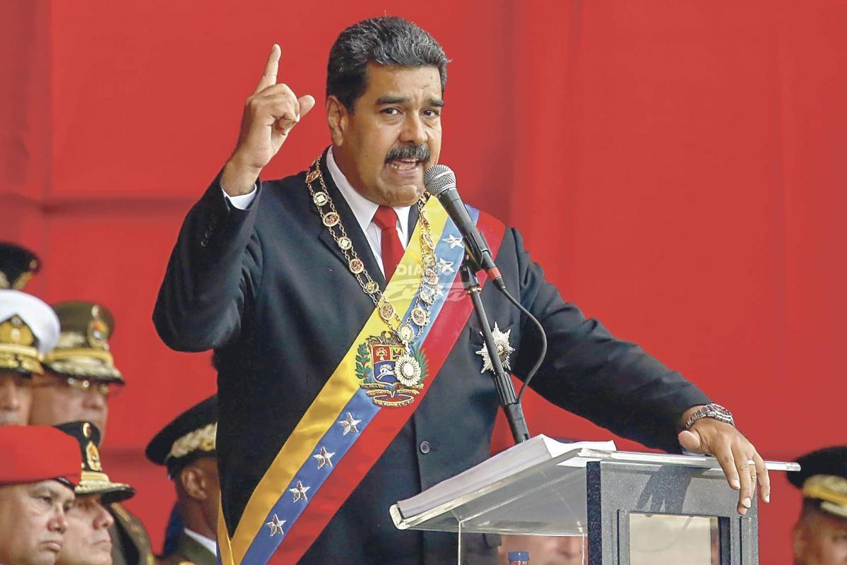 Maduro denuncia plan de Santos para generar violencia en la frontera
