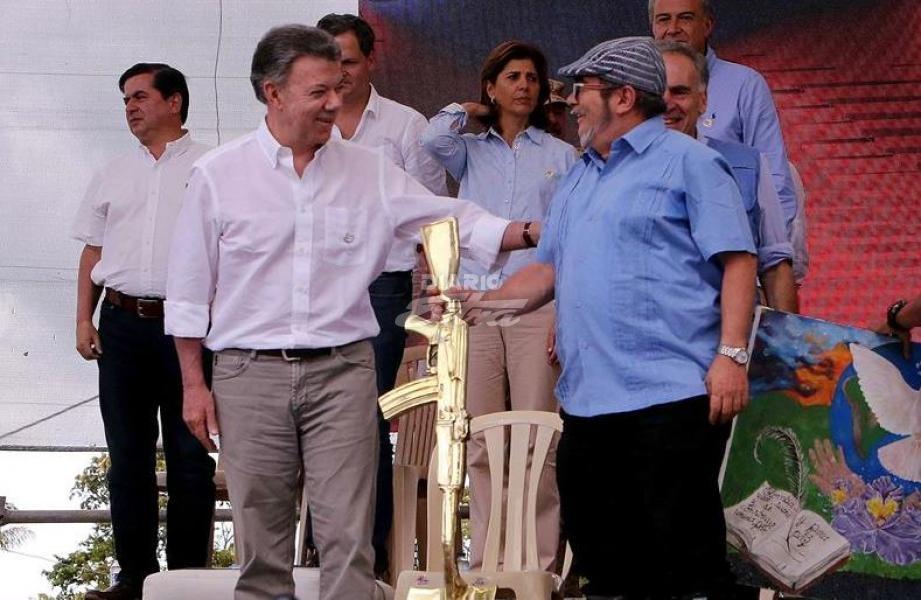 Líderes de la Farc participaron en elecciones presidenciales de Colombia