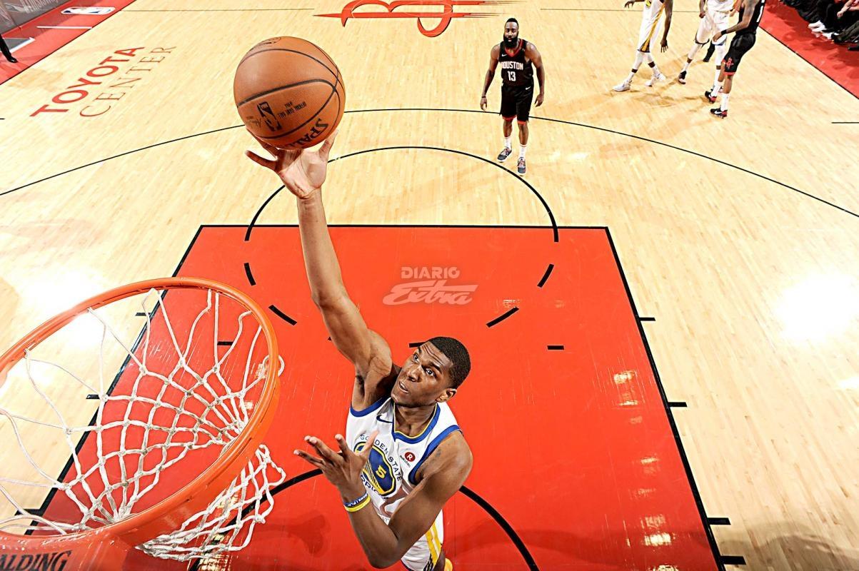 Warriors superan a Rockets en Juego 6 de eliminación