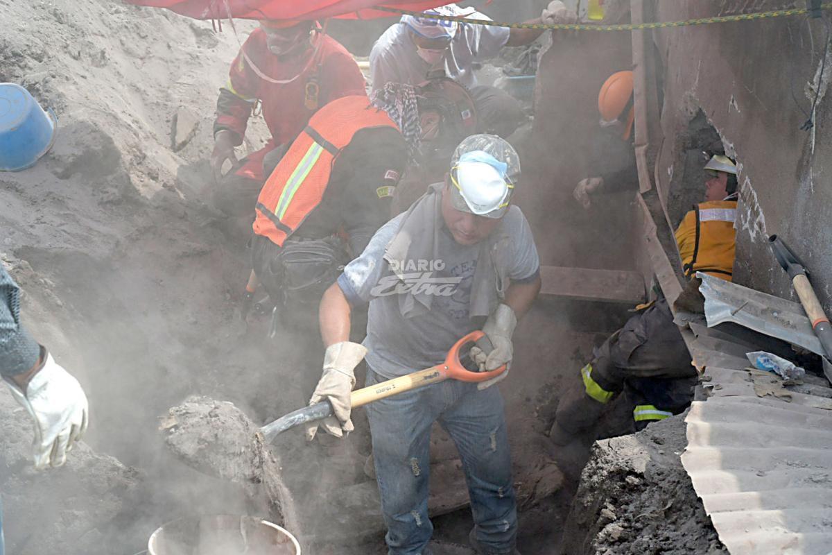 Volcán de Fuego de Guatemala tiene 7 erupciones por hora en promedio