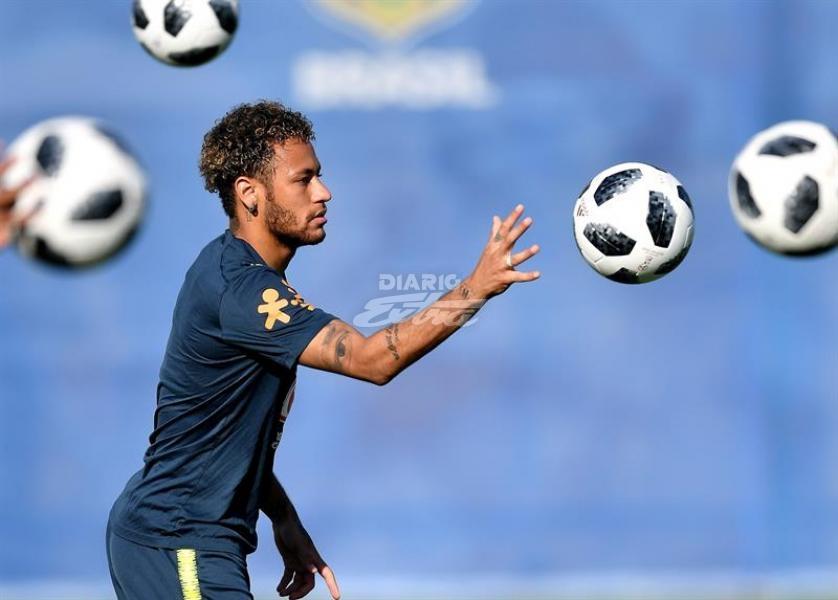 Neymar recibe duras críticas de la prensa brasileña tras debut ante Suiza