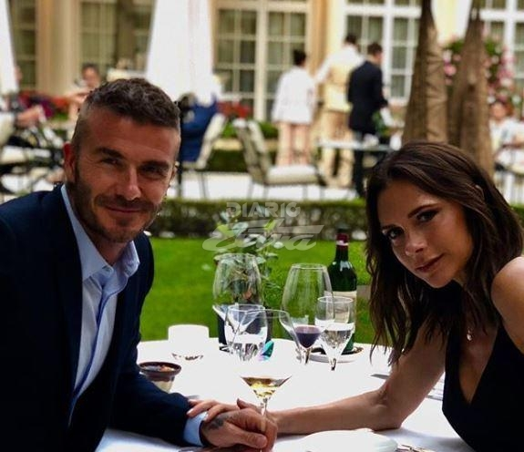 La costosísima cena con que David y Victoria celebraron su 19 aniversario