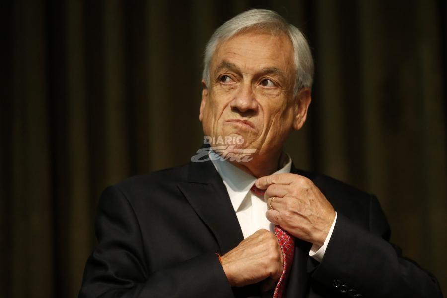 Piñera llega a Panamá