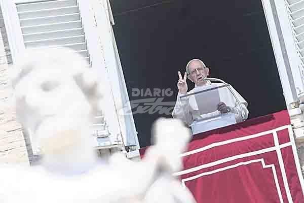 El Papa pide combatir 'el vergonzoso crimen' de la trata de personas