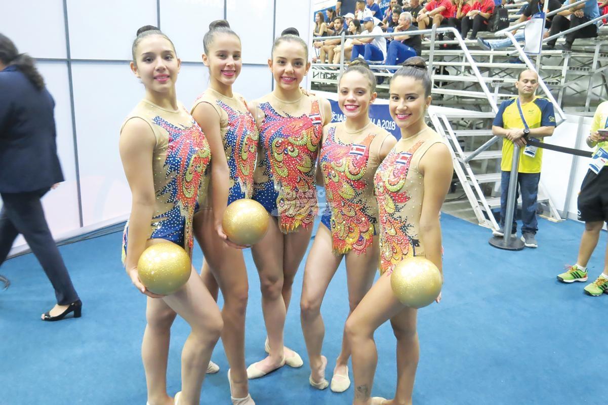 Selección femenil remonta y se lleva el oro en los JCC 2018