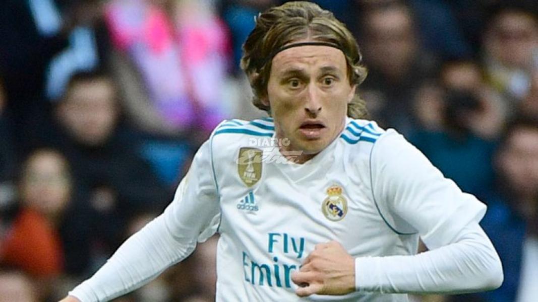Luka Modric se queda en el Real Madrid