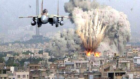 Al menos 39 muertos por explosión de depósito de armas en Siria