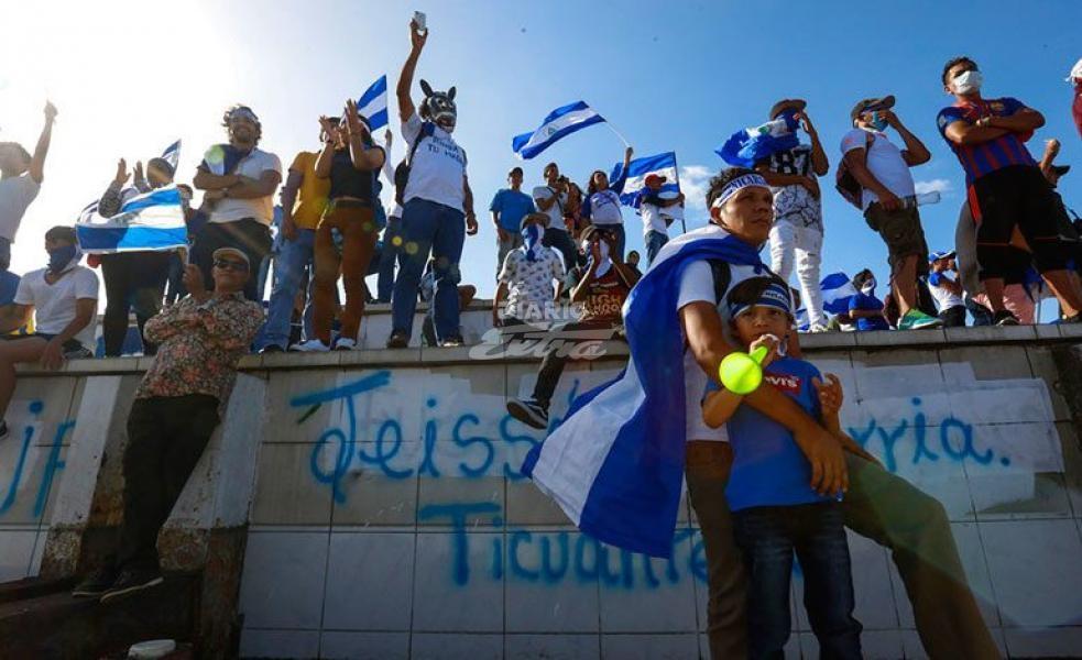 Respaldan Iglesia y opositores retomar diálogo en Nicaragua