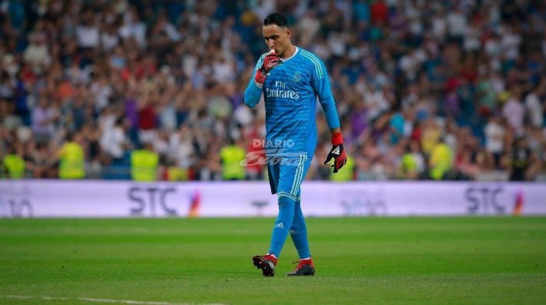 Lopetegui habla bien de Keylor Navas después del Real Madrid-Girona