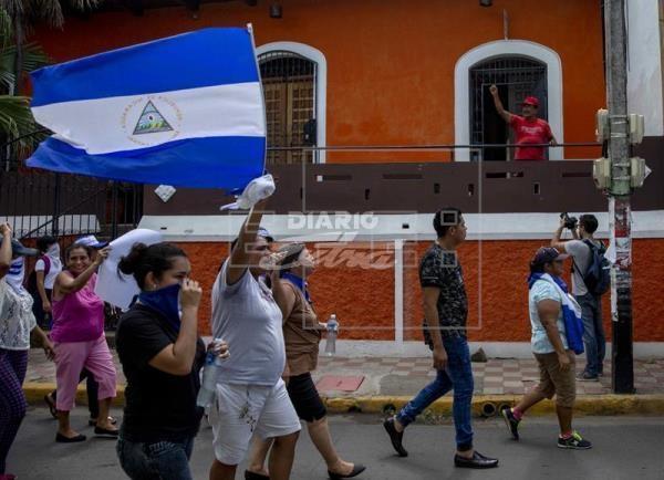ONU: Nicaragua se convertirá en una Venezuela si continúa la represión