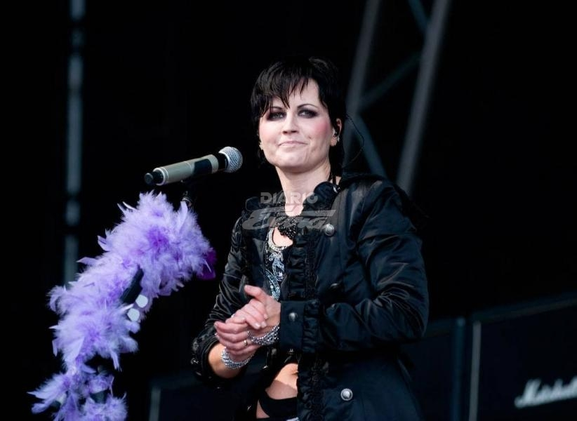 Revelan la causa de muerte de la cantante de The Cranberries