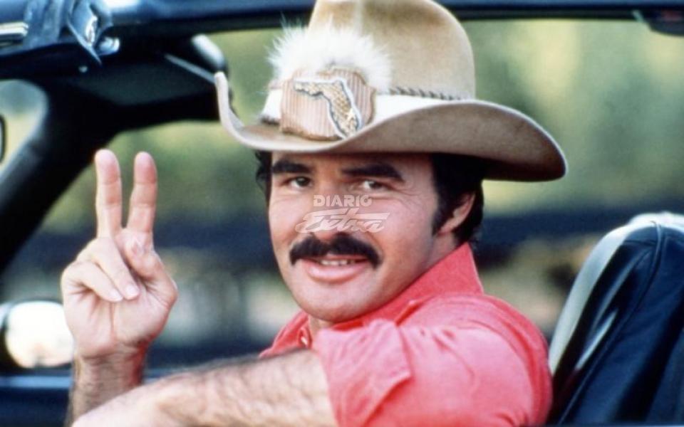 Falleció a los 82 años el actor Burt Reynolds