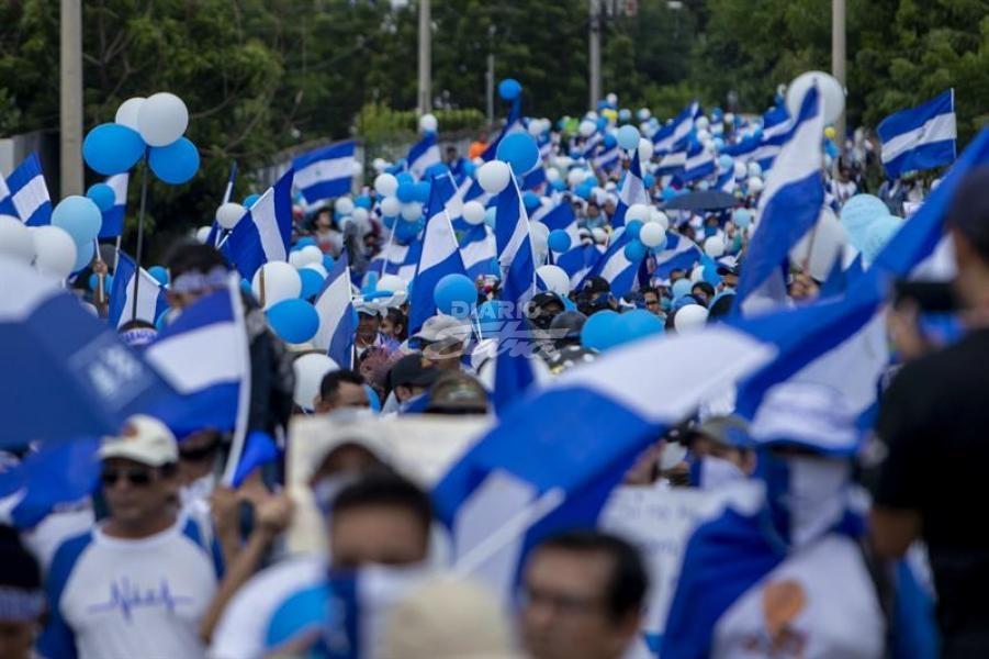 Daniel Ortega afirma que no retornará el diálogo al país