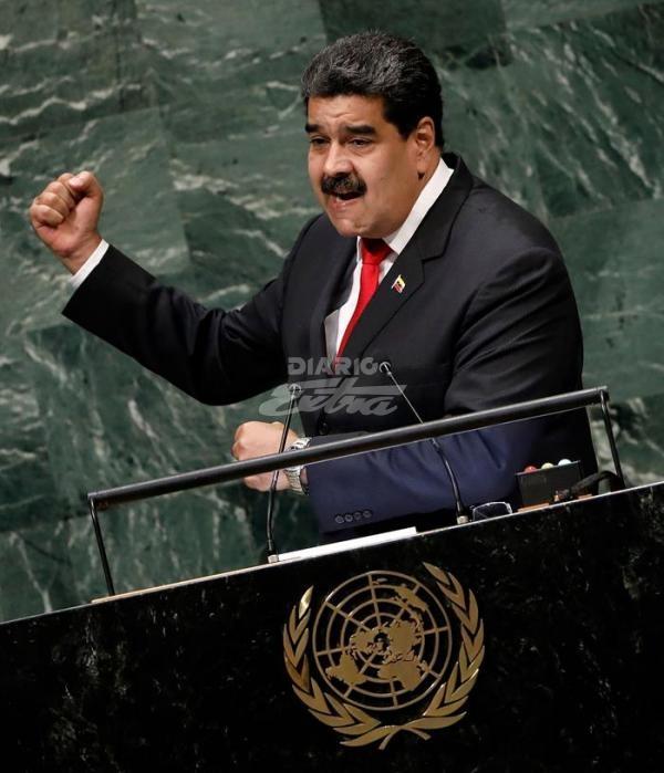 ONU pide a gobierno de Maduro aceptar ayuda humanitaria para venezolanos