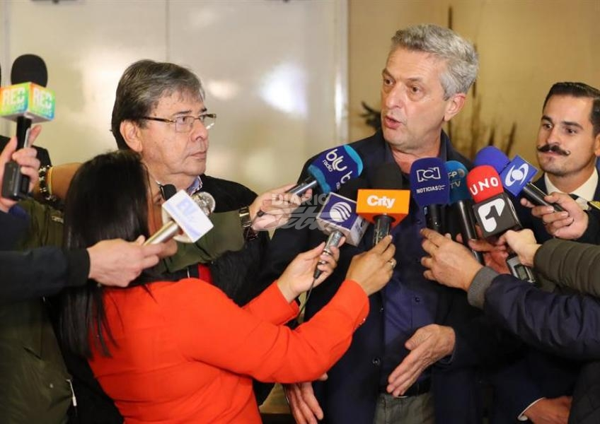 ONU pide la liberación de los 59 colombianos presos en Venezuela