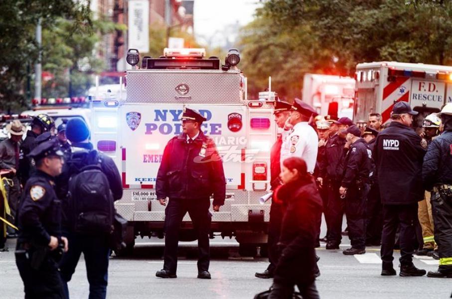 EN VIVO: arrestan en Florida a sospechoso del envío de paquetes bomba