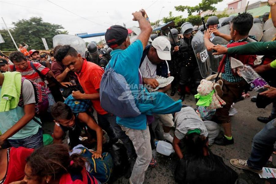 Enfrentamiento en frontera deja un muerto