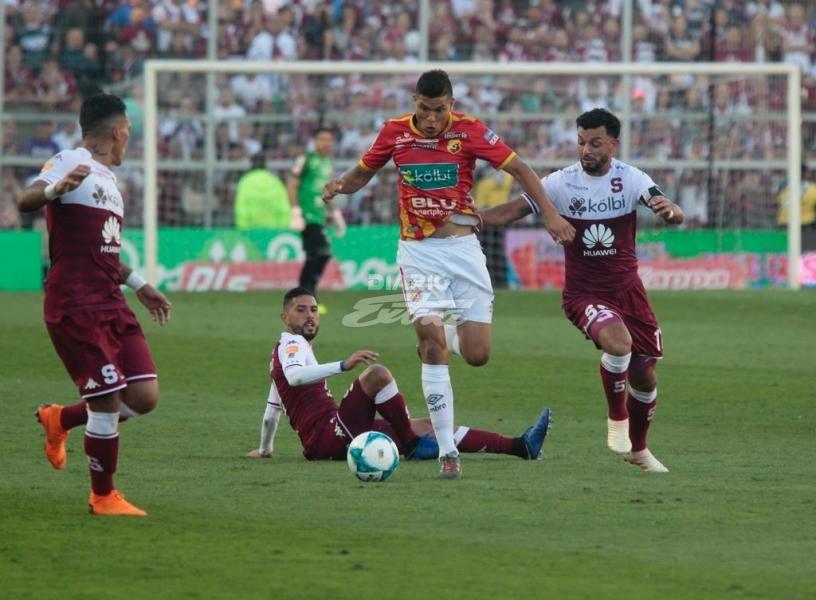 Son campeones 4 mexicanos con club herediano en Costa Rica