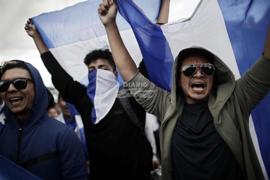Ortega ordena el arresto de un segundo periodista por 'terrorismo — NICARAGUA
